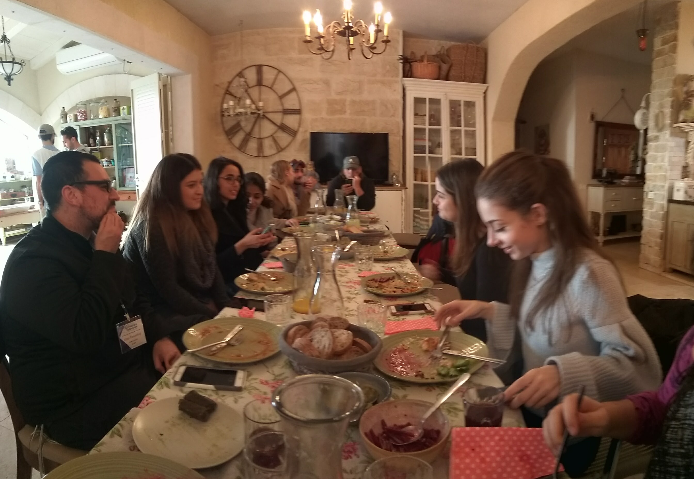 Home Meals in Shomron