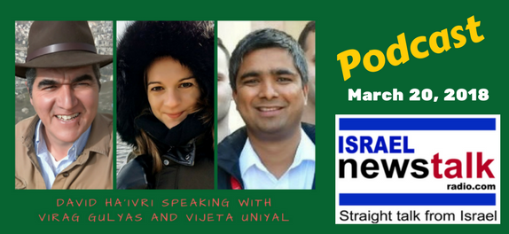 Virag Gulyas and Vijeta Uniyal A Hebrew in the Heartland March 20, 2018