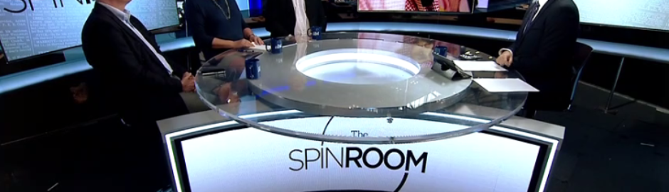 i24News the Spin Room